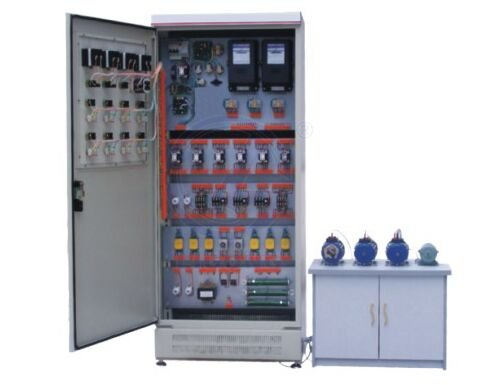 日光灯控制电路;        6.单相电度表直接安装电路;        7.